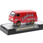 Miniatura Ford Ecoline Van Gasser 1964 Edelbrock 1/64 M2