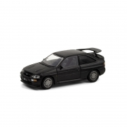 Miniatura Ford Escort 1994 RS Cosworth Black Bandit 1/64 Greenlight