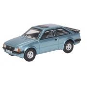 Miniatura Ford Escort XR3i Blue 1/76 Oxford