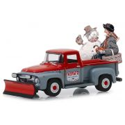 Miniatura Ford F-100 1/64 Greenlight