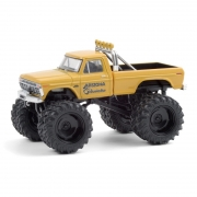Miniatura Ford F-250 1975 Big Foot Monster Truck 1/64 Greenlight