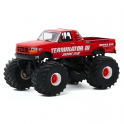 Miniatura Ford F-250 1993 Big Foot Monster Truck 1/64 Greenlight