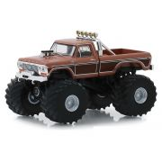 Miniatura Ford F-350 1978 Monster Truck 1/64 Greenlight