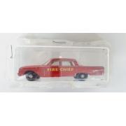 Miniatura Ford Fairlane Fire Chief's Car N°59 Lesney 1/64 Matchbox