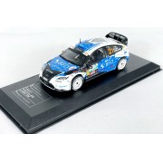 Miniatura Ford Focus WRC 08 Rally 1/43 Ixo