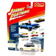 Miniatura Ford Gran Torino 1974 Classic Gold Collection B 1/64 Johnny Lightning
