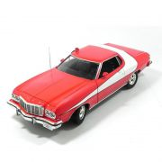 Miniatura Ford Gran Torino Starsky Hutch 1/18 Greenlight