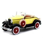 Miniatura Ford Model A Roadster 1931 1/18 Sun Star Ford Classic Collectibles