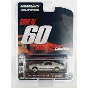 Miniatura Ford Mustang 1967 Eleanor 1/64 Greenlight