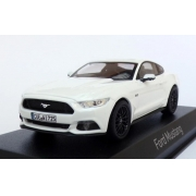 Miniatura Ford Mustang 2015 White 1/43 Norev