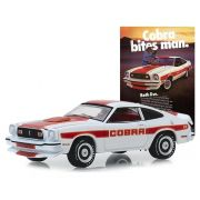 Miniatura Ford Mustang Cobra 1978 Vintage AD Cars 1/64 Greenlight
