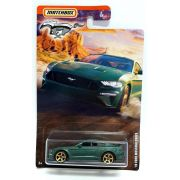 Miniatura Ford Mustang Coupe 2019 1/64 Matchbox