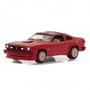 Miniatura Ford Mustang II King Cobra 1978 Mecum Auctions 1/64 Greenlight