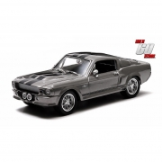 Miniatura Ford Mustang Shelby 1967 Eleanor 60 Segundos 1/43 Greenlight
