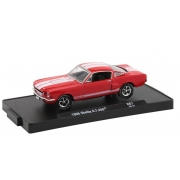 Miniatura Ford Mustang Shelby GT350 1966 1/64 M2