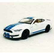 Miniatura Ford Shelby GT350 Luz e Som 1/32 California Action