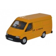 Miniatura Ford Transit MK III British Railways 1/76 Oxford
