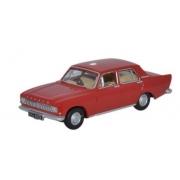 Miniatura Ford Zephyr Monaco Red 1/76 Oxford