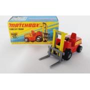 Miniatura Fork Lift Truck N°15 Superfast 1/64 Matchbox
