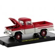 Miniatura GMC Fleetside Truck 1959 1/64 M2