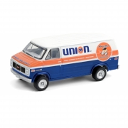 Miniatura GMC Vandura 2500 1987 Union 76 Man Service 1/64 Greenlight