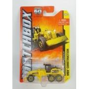 Miniatura Ground Grinder Construction 1/64 Matchbox
