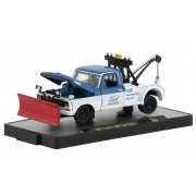 Miniatura Guincho Ford F-100 Tow Truck 1967 1/64 M2