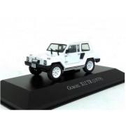 Miniatura Gurgel X12 TR 1979 1/43 Ixo