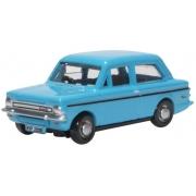 Miniatura Hillman Imp Blue 1/76 Oxford