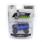 Miniatura Hummer H2 2003 Just Trucks 18 1/64 Jada Toys