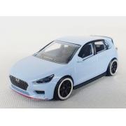 Miniatura Hyundai I30 Street Cars 1/64 Majorette
