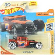 Miniatura  Início Carros Bone Shaker HW 50 Race Team 1/64 Hot Wheels