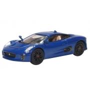 Miniatura Jaguar C-X75 Caesium Blue 1/76 Oxford