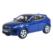 Miniatura Jaguar E Pace Blue 1/76 Oxford