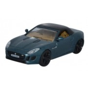 Miniatura Jaguar F Type British Racing 1/76 Oxford