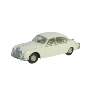 Miniatura Jaguar MKII White 1/76 Oxford