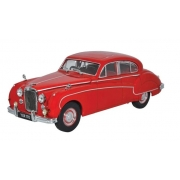Miniatura Jaguar MKVIII Red 1/43 Oxford