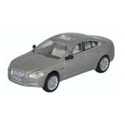 Miniatura Jaguar XF Grey 1/76 Oxford