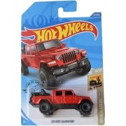 Miniatura Jeep Gladiator 2020 1/64 Hot Wheels