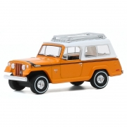 Miniatura Jeep Jeepster Commando SC-1 1971 1/64 Greenlight