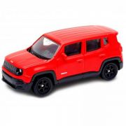 Miniatura Jeep Renegade 1/64 California Minis