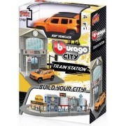 Miniatura Jeep Renegade Train Station 1/43 BBurago City