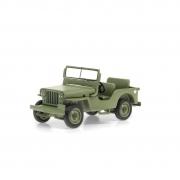 Miniatura Jeep Willys 1949 CJ-2A 1/43 Greenlight