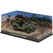 Miniatura Jeep Willys M606 – 007 James Bond Contra Octopussy 1/43 Ixo