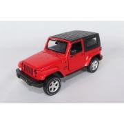Miniatura Jeep Wrangler Luz e Som 1/32 California Action