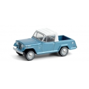 Miniatura Jeepster 1970 Commando Pickup 1/64 Greenlight