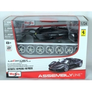 Miniatura La Ferrari Aperta Kit Em Metal 1/24 Maisto