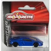Miniatura Lamborghin Aventador Street Cars 1/64 Majorette
