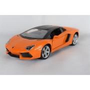 Miniatura Lamborghini Aventador LP700-4 Luz e Som 1/24 California Action