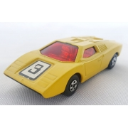 Miniatura Lamborghini Countach N°27  Superfast Lesney 1/64 Matchbox